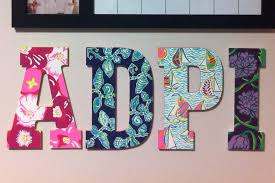 adpi wooden letters 30 00 via etsy