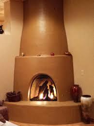 santa fe kiva fireplace