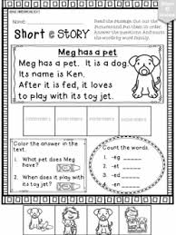 On this first grade phonics worksheet, kids practice identifying the short a vowel sound by circling pictures. Phonics Worksheets Free Download Page 8 99worksheets