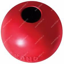 Мячик под лакомства <b>Kong Classic</b>, 6 см - Интернет-зоомагазин ...