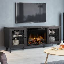 dimplex dean 65 inch electric fireplace media console logs wrought iron gds26l8 1909wi gas log guys