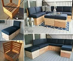 wood pallets furniture. VIEW IN GALLERY Modular-Corner-Lounge-wonderfuldiy Wood Pallets Furniture T