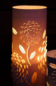 Flower Paper Lanterns Diy Paper Lanterns With Beautiful 3d Flowers Design A