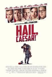 hail caesar imdb hail caesar poster