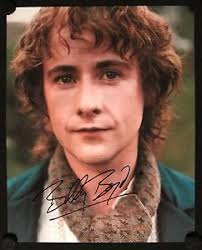 Billy Boyd Pippin Actor From Lord Of The Rings Signed Photo Ebay