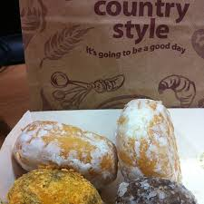 Nothing Fancy About The Shop But Boy Are The Doughnuts Delicious Country Style Donuts