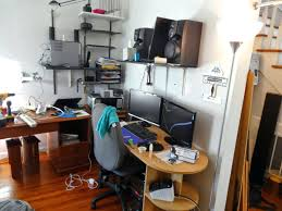 home office computer setup. Outstanding Office Furniture Home Setup Mac Computer