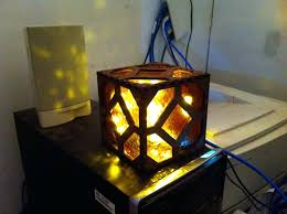 lamp minecraft fanatics keep finding impressive ways to bring 8 bit components into the real world
