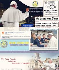 Occult Satanism Francis Prophet Freemasonry Pope False xtpHwgqxCI