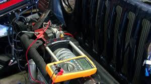 diy in cab winch controls installation jeep tj 12voltguy diy in cab winch controls installation jeep tj 12voltguy