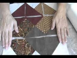 16 best Quilting - Card Trick images on Pinterest | Sew, Table ... & Quilting a card trick quilt block. - YouTube Adamdwight.com