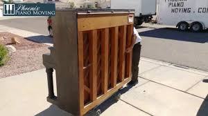 How To Move An Upright Piano Yourself Diy