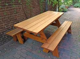 Pretty Design Picnic Table Cushions Creative Bench Treenovation