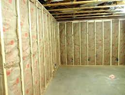 basement wall insulation code ontario image of r value attic values ceiling for walls installing fiberglass