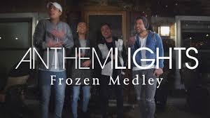 Just Be You Anthem Lights Free Mp3 Download Frozen Medley Anthem Lights Mashup Youtube