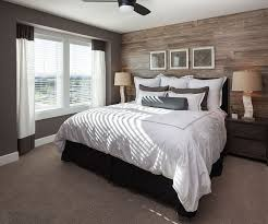 Small Picture Wood accent wall in master bedroom Master Bedroom Ideas