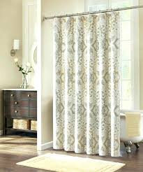 grey and white shower curtain attachment bathroom shower curtains ideas grey striped shower curtain bathroom design