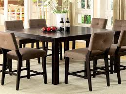 fresh ideas square kitchen table sets innovative counter height tables for the home design blog