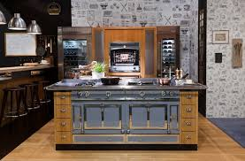La Cornue Kitchen Designs Magnificent La Cornue Kitchens Modern Home Interior Ideas