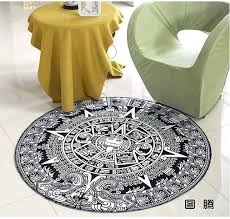 round chair mat for carpet find more carpet information about black white round mat 1cm carpet living room rugs swivel chair mats carpet protector chair mat