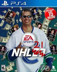 We have ourselves a mystery that nfl fans are trying to solve. Leaked Nhl 21 Cover Ea Nhl