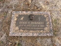 Dixie Faye Williams Burnett (1924-2008) - Find A Grave Memorial
