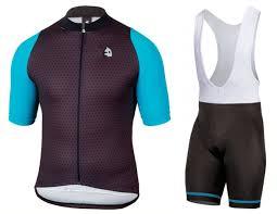 Etxeondo Size Chart 2019 Etxeondo Neo Black Blue Cycling Jersey And Bib Shorts