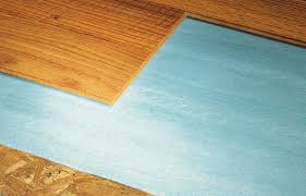 engineered wood float install cost