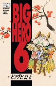 Big Hero 6 Mini Coloring Booklll L