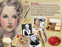 1930s makeup pale skin and red lips define 1930s beauty by besame makeup