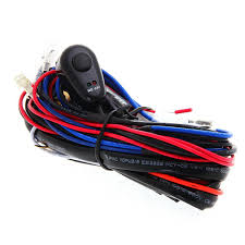 qook dc 12v 40a hid wiring harness controller for car driving qook dc 12v 40a hid wiring harness controller for car driving light