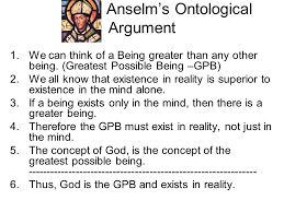 anselms ontological argument and the philosophers essay essay service anselms ontological argument and the philosophers essay