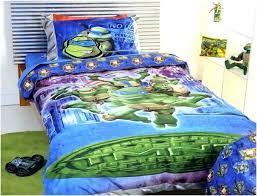 ninja turtle bedding duvet target toddler