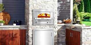 outdoor fireplace with pizza oven built in wood pizza oven premium outdoor pizza oven outdoor fireplace