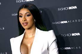 Cardi B announces she's pregnant with ...