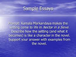 academic decathlon essay judge training what is academic  sample essays prompt kamala markandaya makes the setting come to life in nectar in a