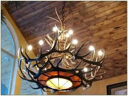 antler light fixtures horn chandelier lighting for elk antler chandelier lighting home design ideas intended for
