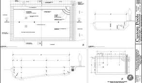 Models Swimming Pool Blueprints Designs And Plans Inside Design Ideas On Decorating