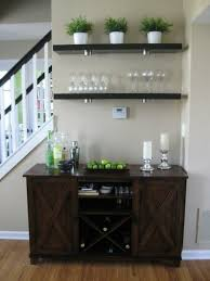 living room bars furniture. I Love The Idea Of Creating A Mini Bar In Entertaining Space, Instead Mixing Everything Kitchen. May Convert Our Dining Room Sideboard For Living Bars Furniture Pinterest