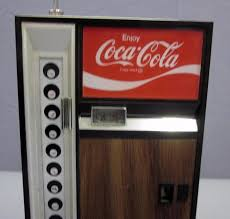 Coke Polar Bear In Bottle Vending Machine Stunning Vintage 448's CocaColaCoke Jack Russell Company 48 Transistor