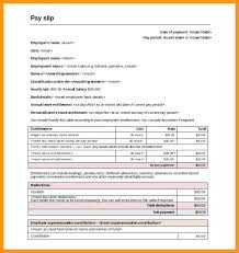 Download Payslip Template New Salary Slip Template In Excel Paid Out Slips Gocreatorco