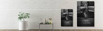 inspirational canvas prints wall art