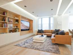 cove lighting ideas. View In Gallery Modern, Airy Living Room With Bright Cove Lighting Throughout Ideas Homedit