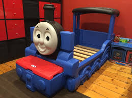 train toddler bed