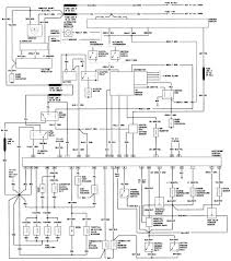1987 ford ranger body wiring diagram schematic best of 95 wellread me