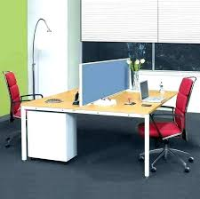 two desk home office. Perfect Two Home Office For Two Person Desk Desks  Furniture  On B