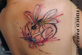 тату стрекоза татуировка стрекоза значения эскизы и фото