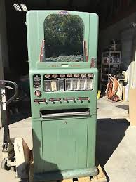 Stoner Vending Machine Inspiration VINTAGE VENDING MACHINE Univendor By Stoner Manufacturing