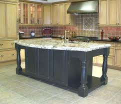 wooden legs for kitchen islands