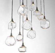 home and interior modern multi light pendant industrial wire guard 8 bulbs beautifulhalo com from
